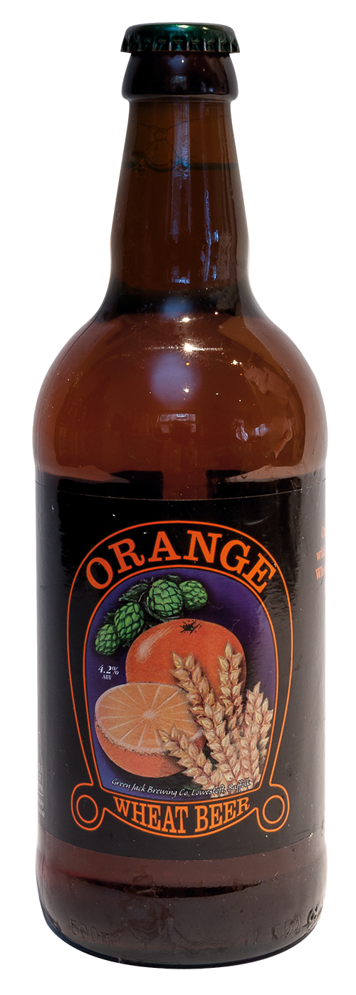 12x500ml Orange Wheat 4.2%